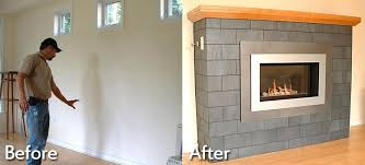 average cost of gas fireplace installation excellent ideas how