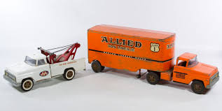 100 Toy Moving Truck Lot 659 Allied Van Lines Leonard Auction Sale 209