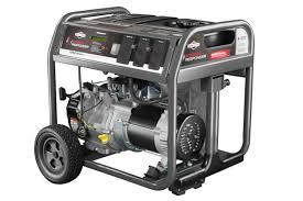 Generac Portable Generator Shed by Portable Generators 6000 9900 W Sears