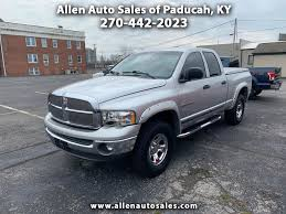 100 Used Dodge Truck 2002 Ram 1500 4dr Quad Cab 140 WB 4WD At Allen