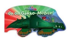Gekko Mobile Coloring Pages Printable 35 Unique PJ Masks Booktopia