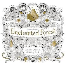 Enchanted Forest Is The Follow Up Book To Secret Garden This Adult Coloring Features Designs Of Fairy Tale Forests With Hidden Objects Throughout