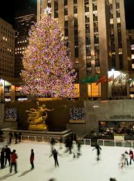 Rockefeller Center Christmas Tree Facts by Best 25 New York Christmas Tree Ideas On Pinterest New York