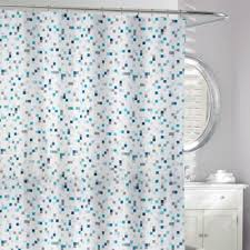 Gray And Teal Bathroom by Buy Blue And Grey Shower Curtains From Bed Bath U0026 Beyond