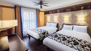 chambre standard sequoia lodge disney s hotel cheyenne room rates disneyland hotels