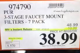 Pur Faucet Mount Refills by Pur Faucet Mount Refills 28 Images 3 Pack Pur Faucet Mount