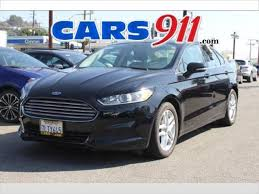 used ford fusion for sale in los angeles ca edmunds