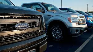 100 50 Ford Truck Profit Plunges By In 2Q Transport Topics
