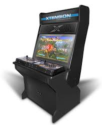 Mame Arcade Bartop Cabinet Plans by Vewlix Cabinet Clone Japanese Style Sit Down Xtension Arcade