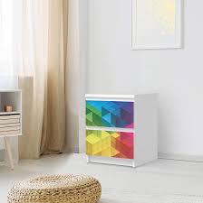 möbel folie sticker i schöner wohnen für schlafzimmer