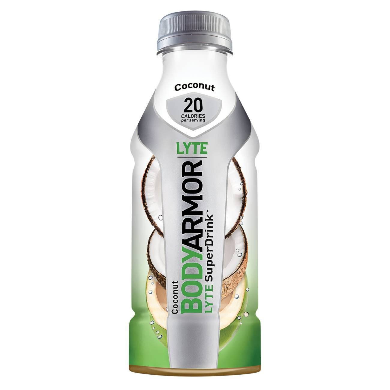 BodyArmor Lyte SuperDrink, Coconut