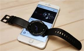 Smartwatches That Work With IPhone apps technology