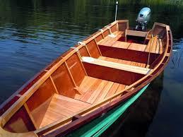 Wood Drift Boat Plans Free by 16 U0027 San Juan Dory A Custom Built Beautiful Wooden Dory Just For