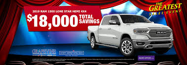 New Jeep & RAM Specials | Grapevine Dealer Near Fort Worth Ram Trucks In Louisville Oxmoor Chrysler Dodge Jeep You Can Get A New For Crazy Cheap Because Not Enough People Are Truck Specials Denver Center 104th 2018 Sales And Rebates Performance Cdjr Of Clinton Car Cape May Court House Model Research Gilroy Ca South County Ram Grapevine Dealer Near Fort Worth Landmark Atlanta Lease Suv Sauk City On Allnew 2019 1500 Canada World Incentives