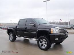 2007 Chevrolet Silverado 1500 LT Z71 Crew Cab 4x4 In Black - 527360 ... Used Chevrolet Silverado 2500hd Lt Lt1 2007 For Sale Concord Nh Reviews And Rating Motor Trend Chevy Forum 1920 New Car Specs Classic 1500 Crew Cab Pickup Tru Ltz Stock 000127 For Sale Near Chevy Silverado Pickup Truck In Asheville Superior Auto Sales 4 Door Pickup In Lethbridge Ab L Amazoncom Bushwacker 4091802 Pocket Style Fender Flare Extraordinary Silverados Has At Koehne Marinette Wi Z71 4x4 Truck 42266a