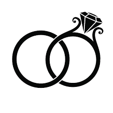 Qualified Wedding Ring Clip Art 84 About Remodel Free Clipart With Wedding Ring Clip Art