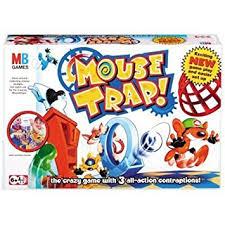 Amazon Hasbro Mousetrap Toys Games