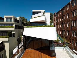 100 Luigi Roselli Benelong Crescent Apartments By Rosselli Architects
