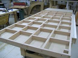 how to build a maple parsons table for 12 part 1 woodworking