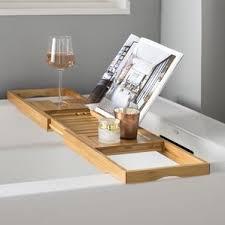 Bamboo Bath Caddy Uk by Shower Caddies You U0027ll Love Wayfair