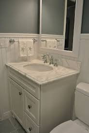 Wainscoting Bathroom Ideas Pictures by Nice Wainscoting Bathroom Ideas On Interior Decor Home Ideas With