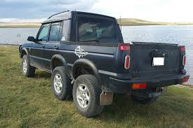 100 6x6 Truck Conversion Cant Afford A Mercedes Heres Your Homemade Alternative