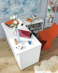 arbeitszimmer schreibtisch im schlafzimmer schöner wohnen