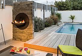 modele de barbecue exterieur cheminée d extérieure barbecue braséro cheminées 06