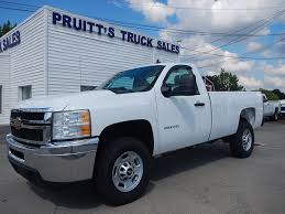 100 Pruitt Truck Sales 2014 CHEVROLET SILVERADO 2500HD Pickup