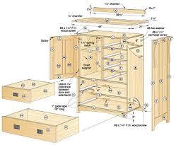 Woodworking Design Software Free For Mac by Dresser Blueprints Arts And Crafts Dresser Woodworking Plan