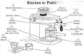 Mr Coffee ECM91 Parts List And Diagram EReplacementParts