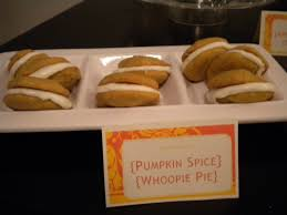 Pumpkin Whoopie Pie Recipe Spice Cake by Sweet N Pink Pumpkin Spice Whoopie Pies