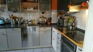 gebrauchte küche in l form