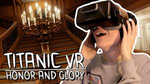amazing vr experience titanic honor and glory demo 1 oculus