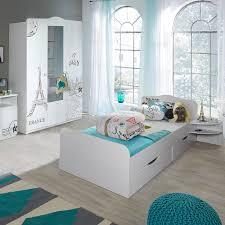 jugendzimmer komplett set mädchenzimmer modern weiß