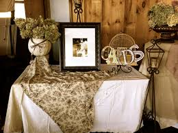 Barn Wedding Decorations And Ideas