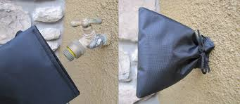 Outside Faucet Cover Freezing Weather by Outdoor Faucet Cover Sock For Cold Weather And Freeze Protection