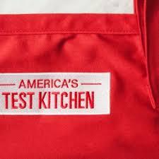America s Test Kitchen Red Apron