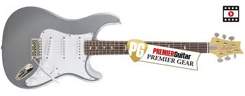 John Mayer Is Passionate About His Early 60s Fender Stratocasters So Its No Shocker That New PRS Signature Model Basically A Vintage Flavored
