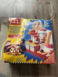 mcdonald s hamburger küche