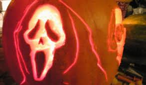 Printable Freddy Krueger Pumpkin Stencils by Pumpkin Carving Horror Freak Style