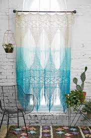 Gray Ombre Curtains Target by Bedroom Fascinating Door Decorating Ideas With Attractive Bead