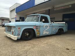 BangShift.com 1970 Dodge D100 Truck Is Built As A Unique NASCAR ...