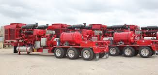 100 Frac Truck Hydraulic Pumps Oil And Gas Equipment Manufacturer Indpress