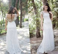 Gallery Of Discount Rustic Country High Low Wedding Dresses With Lace Tiered