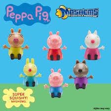 Peppa Pig Pumpkin Carving by Peppa Pig Mashems At Wilko Com