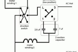 Encon Ceiling Fan Wiring Diagram by Ceiling Fan Wiring Diagram 5 Wire Capacitor Wiring Diagram