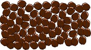 Coffee Beans And Cup Clip Art Clipart Free Download Cliparts