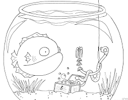 Amazing Underwater Coloring Pages 18 For Your Online With