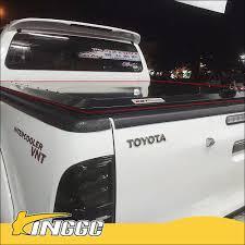 100 Truck Tonneau Car Accessories Aluminum Pickup Cover For Triton